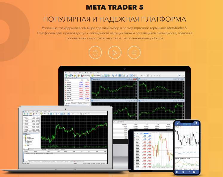 MetaTrader 5 – передовая торговая стратегия, позволяющая максимизировать успешность каждой сделки.