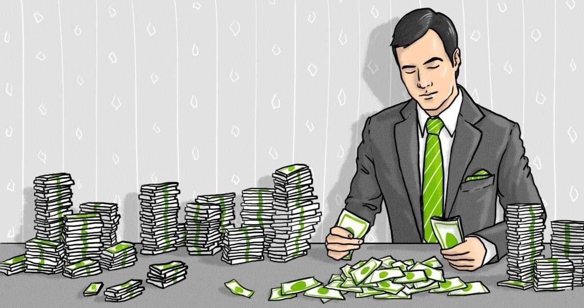 Попробуй рассчитать заранее, сколько дивидендов выплатит компания